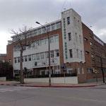 Das ist die Deutsche Schule in Montevideo, wo die drei Sehnder zu Gast waren – Foto: Privat