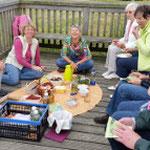 Ortskulturring-Oeversee, die lustige Picknickrunde