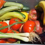 unsere Gemüse Box