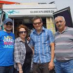 kurdische Familie auf Raststette kennen gelernt