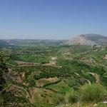 traumhafte Aussicht in der Osttürkei