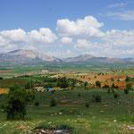 traumhafte Landschaft in der Osttürkei
