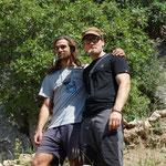 Simon und Roy