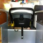 Kindersitz Montage  - MAXI COSI - Improvisiert aber es hält 100%