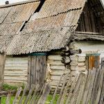 Sibirisches Haus..hält dies im Winter?