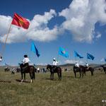 Pferdefestival am Song Köl
