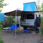 Murat Camping in Gömere