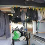 Wäsche trocknen im Gandalf