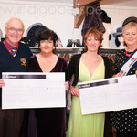 Charity Fashion Show, Families in Grief. Merry Harriers, North Devon. Indigo Perspective Photography