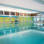 North Devon Leisure Centre refurbishment, Indigo Perspective Photography