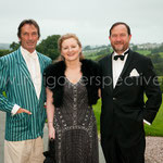 The Gatsby Glamour Summer Charity Ball, Blue Fizz Events, Hallsannery House Bideford, Indigo Perspective Photography