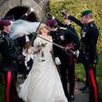 Hannah & Paul's Wedding at Hallsannery & Clovelly. Indigo Perspective Photography