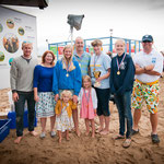National Sandcastle Competition | Croyde Bay | 31st August 2014 | Indigo Perspecitve Photography