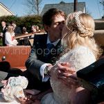 Kate & Andrew, St Edmunds Church Dolton & Weirmarsh Farm. Indigo Perspective Wedding Photography