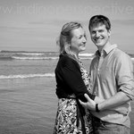 Engagement Photo Session | Woolacombe Beach | Indigo Perspective Photography