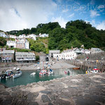 Rachel & David's Clovelly Wedding - Indigo Perspective Photography