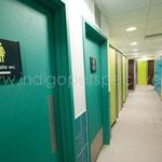 North Devon Leisure Centre refurbishment, Indigo Perspective Photography