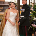 David & Rebecca, St Brannocks Church Braunton, Sergeant's Mess RMB Chivenor. www.indigoperspective.com
