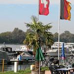 Restaurant beim Bootssteg,Yachtclub Weil am Rhein