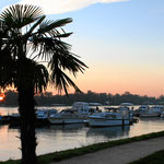 Yachthafen Weil am Rhein