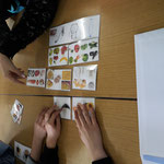 pyramide, alimentaire, animation, scolaire