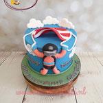Parachutte taart