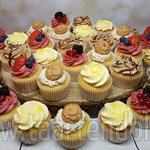 Varia cupcakes