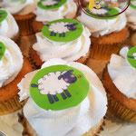 Offerfeest cupcakes