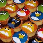 Angrybirds traktatie voor mijn zoon