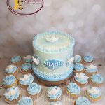 Engelen cupcakes