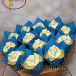 Lemon Curd cupcakes traktatie
