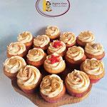 Vaiana beach cupcakes