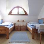 8 Zimmer mit 1 - 4 Betten für max. 16 Personen
