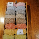 Lotus, Lang Yarns, 60 Baumwolle, 40 Kashmir, 25 g / 200 m, 8,95 €