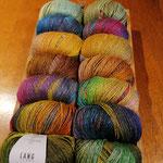 Linello, Lang Yarns, 40 Leinen, 32 Baumwolle, 28 Viskose, 100 g / 280 m, 11,95 €