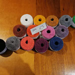 Carly, Lang Yarns, 80 Baumwolle, 20 Polyamid, 50 g / 130 m, 5,95 €