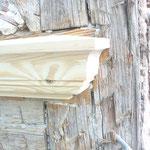 Rudolstadt, Am Gatter: Profilholzergänzung