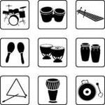 ドラムサークル楽器