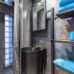 APRES / la salle de bain