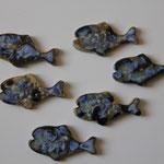 poissons bleus 20€ les 6