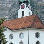 Kirchenbilder Näfels - St. Hilarius Kirche