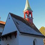 Kirchenbilder Appenzell - Heiligkreuzkapelle
