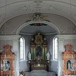 Kirchenbilder Benken - Katholische Kirche