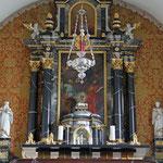 Kirchenbilder Beinwil - Pfarrkirche St. Burkard