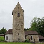 Kirchenbilder Degersheim [Wolfertswil] - St. Verena Kirche