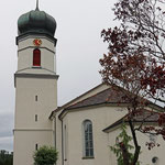 Kirchenbilder Oberbüren - Pfarrkirche St. Ulrich