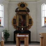 Kirchenbilder Lütisburg - Kapelle