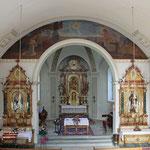 Kirchenbilder Spiringen-Urnerboden -Kapelle St. Erhard