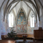 Kirchenbilder Zernez - Baselgia San Sebastian