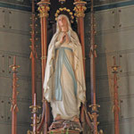 Kirchenbilder Dussnang - Maria Lourdes Kirche
